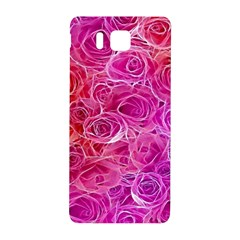 Floral Pattern Pink Flowers Samsung Galaxy Alpha Hardshell Back Case by goodart