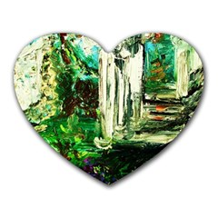 Gatchina Park 3 Heart Mousepads by bestdesignintheworld