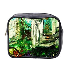 Gatchina Park 3 Mini Toiletries Bag 2 Side by bestdesignintheworld