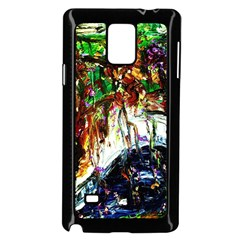 Gatchina Park 1 Samsung Galaxy Note 4 Case (black) by bestdesignintheworld