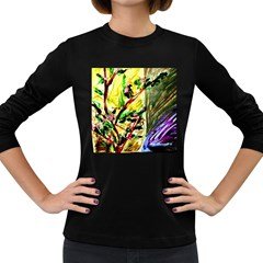 House Will Be Buit 4 Women s Long Sleeve Dark T Shirts