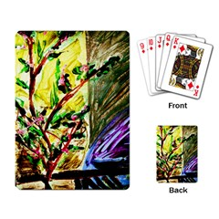 House Will Be Buit 4 Playing Card by bestdesignintheworld