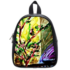 House Will Be Buit 4 School Bag (small) by bestdesignintheworld