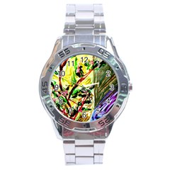 House Will Be Buit 4 Stainless Steel Analogue Watch by bestdesignintheworld