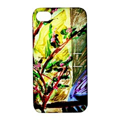 House Will Be Buit 4 Apple Iphone 4/4s Hardshell Case With Stand by bestdesignintheworld