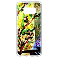 House Will Be Buit 4 Samsung Galaxy S8 White Seamless Case by bestdesignintheworld