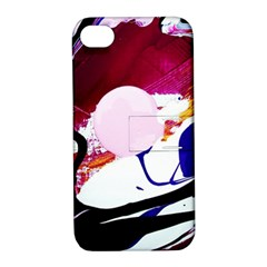 Immediate Attraction 8 Apple Iphone 4/4s Hardshell Case With Stand by bestdesignintheworld