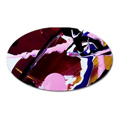 Immediate Attraction 1 Oval Magnet