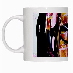 Immediate Attraction 2 White Mugs by bestdesignintheworld