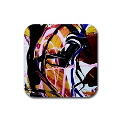 Immediate Attraction 2 Rubber Coaster (square)  by bestdesignintheworld