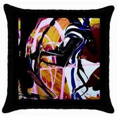 Immediate Attraction 2 Throw Pillow Case (black) by bestdesignintheworld
