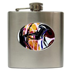 Immediate Attraction 2 Hip Flask (6 Oz) by bestdesignintheworld