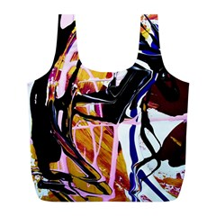 Immediate Attraction 2 Full Print Recycle Bags (l)  by bestdesignintheworld