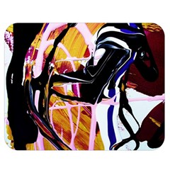 Immediate Attraction 2 Double Sided Flano Blanket (medium)  by bestdesignintheworld