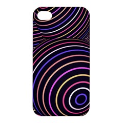 Abtract Colorful Spheres Apple Iphone 4/4s Premium Hardshell Case by Modern2018