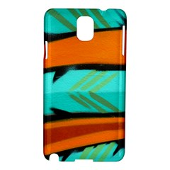Abstract Art Artistic Samsung Galaxy Note 3 N9005 Hardshell Case by Modern2018