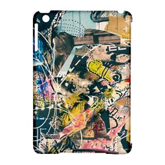 Abstract Art Berlin Apple Ipad Mini Hardshell Case (compatible With Smart Cover) by Modern2018