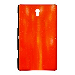 Abstract Orange Samsung Galaxy Tab S (8 4 ) Hardshell Case  by Modern2018
