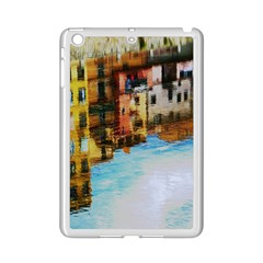 Architecture Art Blue Ipad Mini 2 Enamel Coated Cases by Modern2018