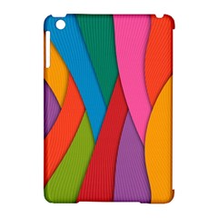 Abstract Background Colrful Apple Ipad Mini Hardshell Case (compatible With Smart Cover) by Modern2018
