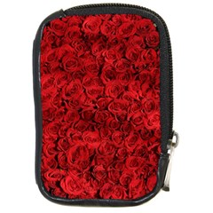 Arranged Flowers Love Compact Camera Cases by goodart