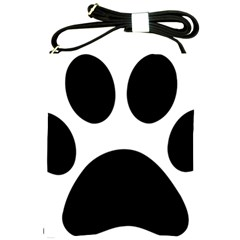 Paw Foot Print Shoulder Sling Bags
