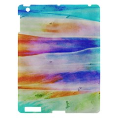 Background Color Splash Apple Ipad 3/4 Hardshell Case by goodart