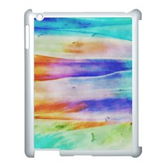 Background Color Splash Apple Ipad 3/4 Case (white) by goodart