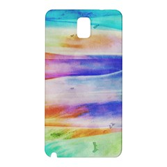 Background Color Splash Samsung Galaxy Note 3 N9005 Hardshell Back Case by goodart