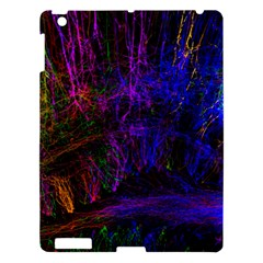 Color Splash Trail Apple Ipad 3/4 Hardshell Case by goodart