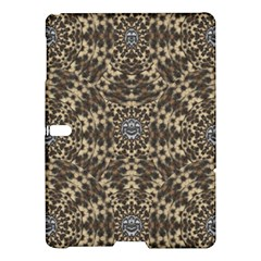 I Am Big Cat With Sweet Catpaws Decorative Samsung Galaxy Tab S (10 5 ) Hardshell Case  by pepitasart