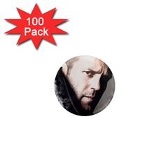 A Tribute To Jason Statham 1  Mini Magnets (100 Pack)  by Naumovski