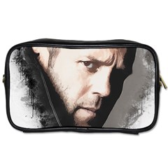 A Tribute To Jason Statham Toiletries Bags 2 Side by Naumovski