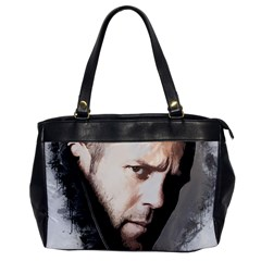 A Tribute To Jason Statham Office Handbags by Naumovski