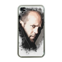 A Tribute To Jason Statham Apple Iphone 4 Case (clear) by Naumovski