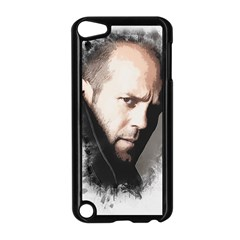 A Tribute To Jason Statham Apple Ipod Touch 5 Case (black) by Naumovski