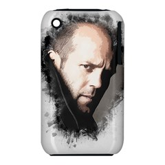 A Tribute To Jason Statham Iphone 3s/3gs by Naumovski