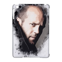 A Tribute To Jason Statham Apple Ipad Mini Hardshell Case (compatible With Smart Cover) by Naumovski