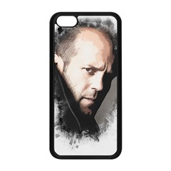A Tribute To Jason Statham Apple Iphone 5c Seamless Case (black) by Naumovski