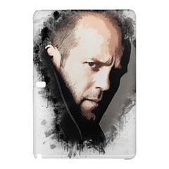 A Tribute To Jason Statham Samsung Galaxy Tab Pro 10 1 Hardshell Case by Naumovski
