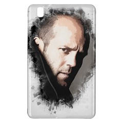 A Tribute To Jason Statham Samsung Galaxy Tab Pro 8 4 Hardshell Case by Naumovski