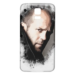 A Tribute To Jason Statham Samsung Galaxy S5 Back Case (white)
