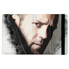 A Tribute To Jason Statham Apple Ipad Pro 12 9   Flip Case by Naumovski