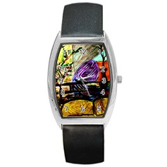 House Will Be Built 6 Barrel Style Metal Watch by bestdesignintheworld