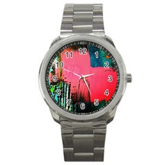 Humidity 12 Sport Metal Watch by bestdesignintheworld