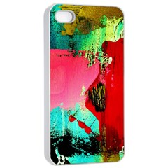 Humidity Apple Iphone 4/4s Seamless Case (white) by bestdesignintheworld