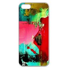 Humidity Apple Seamless Iphone 5 Case (clear) by bestdesignintheworld