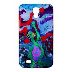 Desert Blooming 1/1 Samsung Galaxy Mega 6 3  I9200 Hardshell Case by bestdesignintheworld