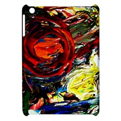 Sunset In A Mountains Apple Ipad Mini Hardshell Case by bestdesignintheworld
