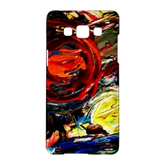 Sunset In A Mountains Samsung Galaxy A5 Hardshell Case  by bestdesignintheworld